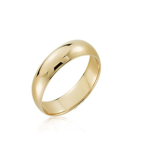 14K Yellow Gold Custom Ring with Inscriptions