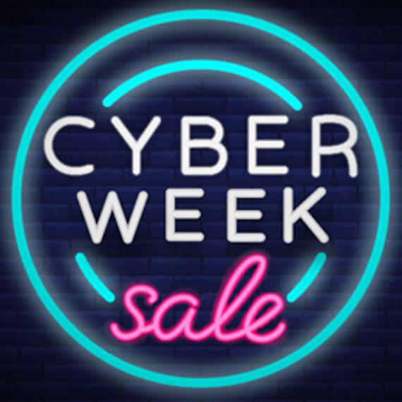 Cyber Week Special