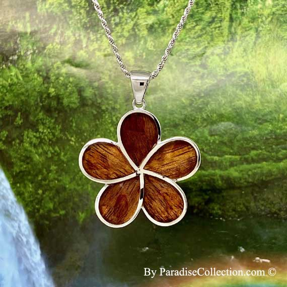 Koa Wood Jewelry