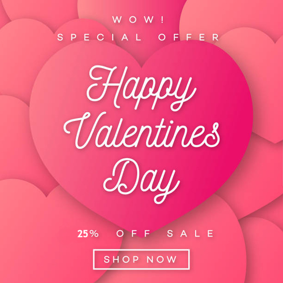 2021 Valentine's Day Sales