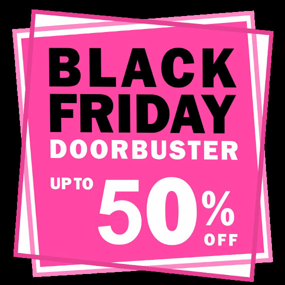 Black Friday Doorbusters